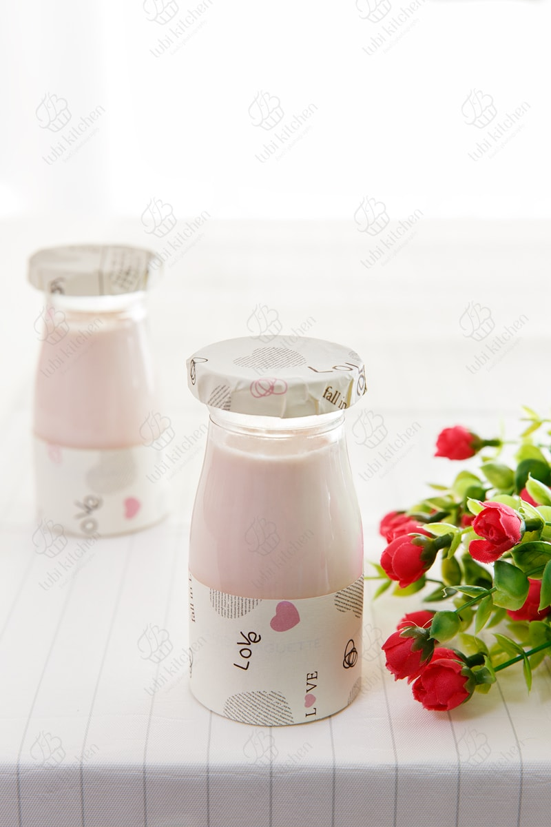 Sữa chua dâu tươi
