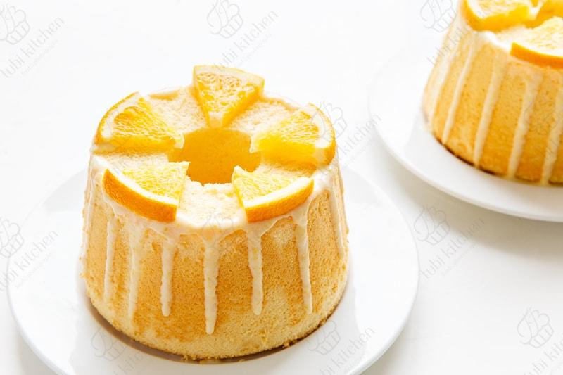 Bánh bông lan cam (Orange Chiffon)