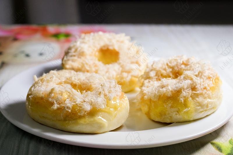 Bánh không bị ngấy dầu và tốt cho sức khỏe hơn donut truyền thống rất nhiều