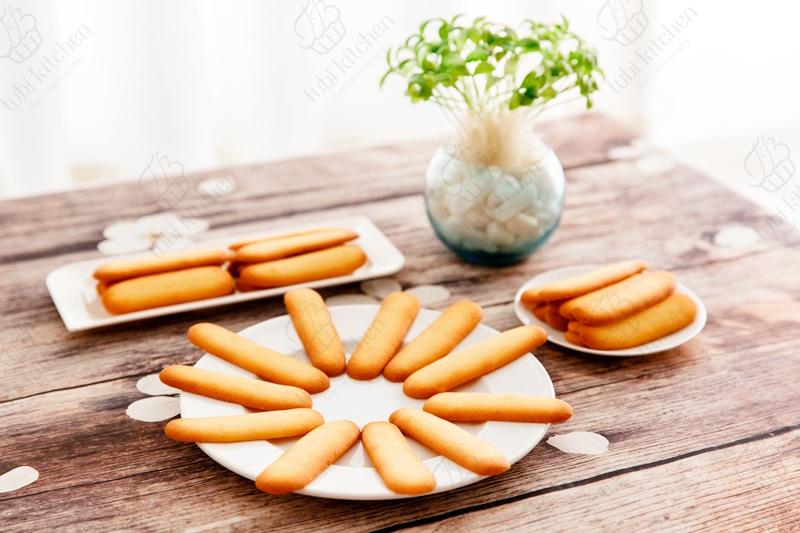 Bánh lưỡi mèo (công thức nguyên trứng)