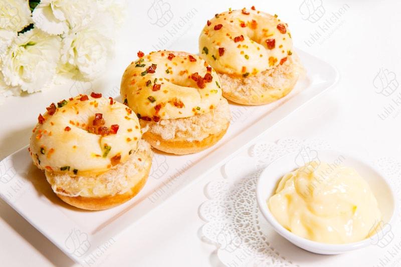 Bánh mì chiffon (Baby Chiffon Bread)
