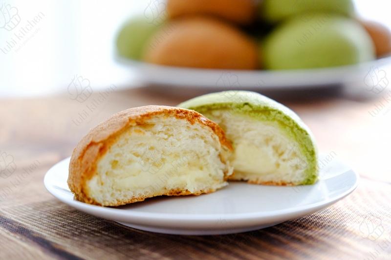 Bánh papparoti nhân phô mai