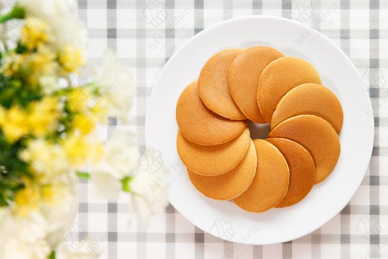 Món ăn được làm từ các nguyên liệu cơ bản
