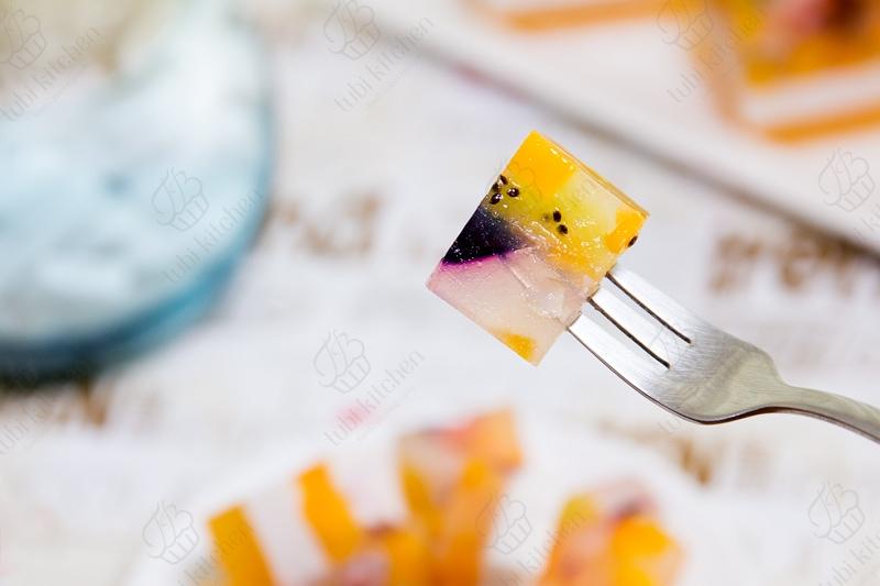 Rau câu trái cây Thái Lan
