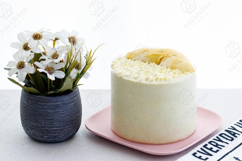 Bánh kem sầu riêng