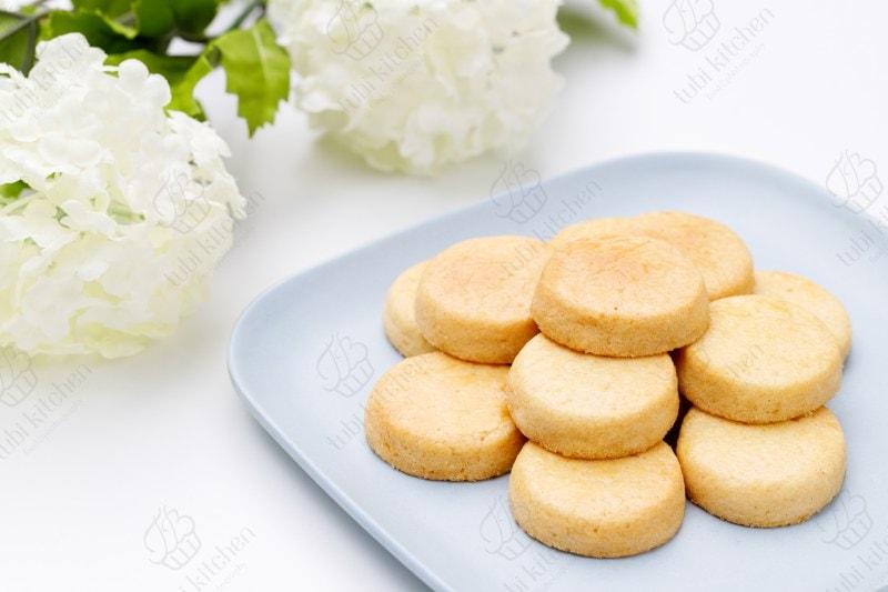 Cookies phô mai trứng muối