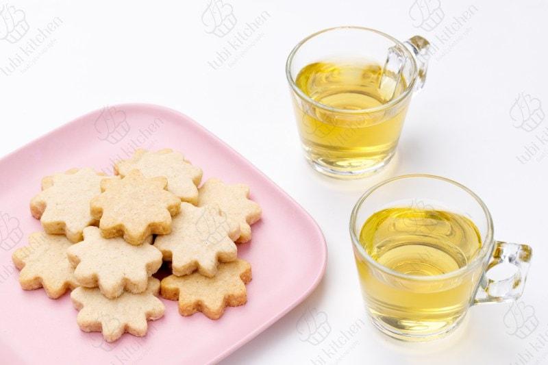 Cookies đậu phộng sữa dừa