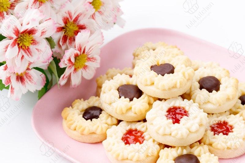 Cookies bơ truyền thống