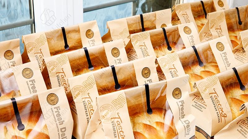 Bảo quản bánh mì hoa cúc (Brioche)