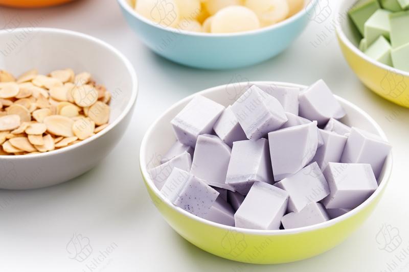 Thạch gelatin việt quất