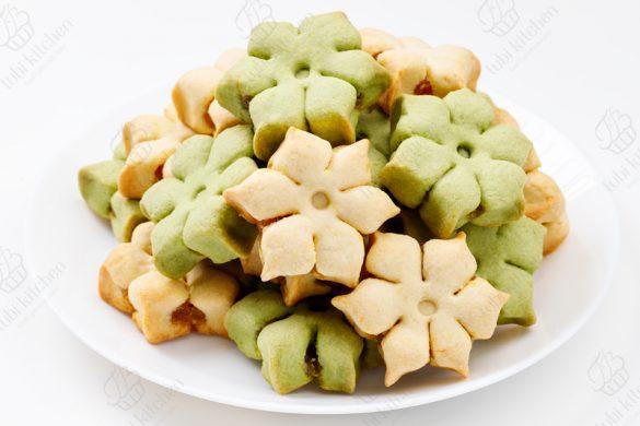 TBK-005 Lớp online chuyên đề Bánh dứa Đài Loan (Taiwanese Pineapple Cake)